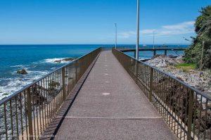 Walking from Cape Girao