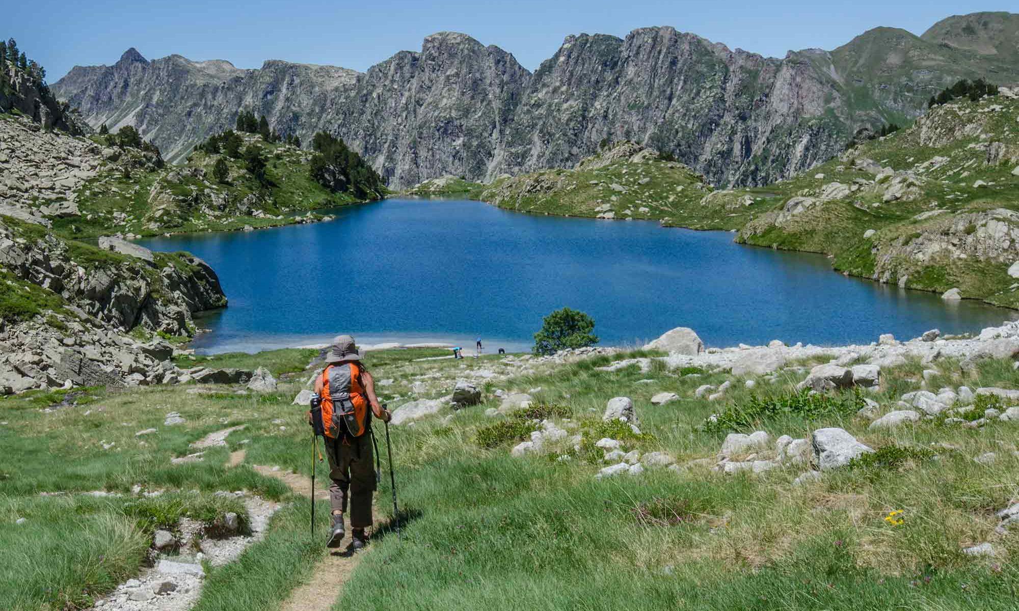 Aigüestortes National Park trekking tour